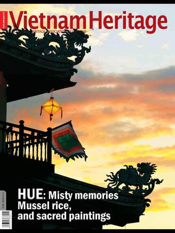 Vietnam Heritage Magazine screenshot 5