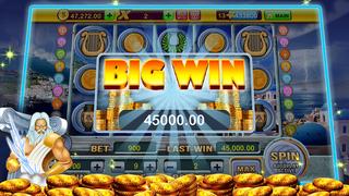 A Zeus Greek God High Roller Las Vegas Casino Slots Free screenshot 2