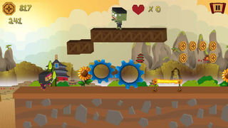 A Block Ninja Assassin PRO - Full Ninjas Warrior Fighter Version screenshot 3