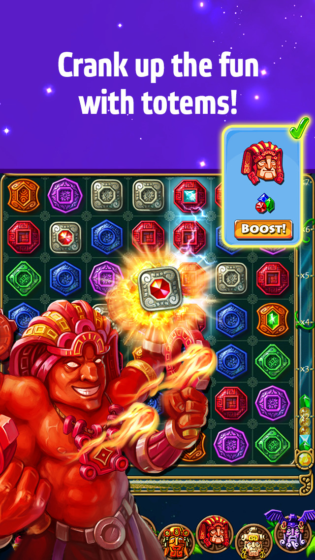 Montezuma Blitz screenshot 2