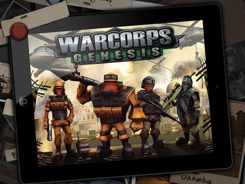 WarCom: Genesis screenshot 6