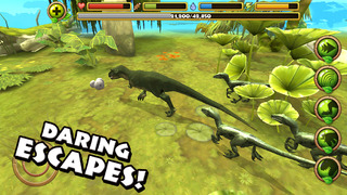 Tyrannosaurus Rex Simulator screenshot 4