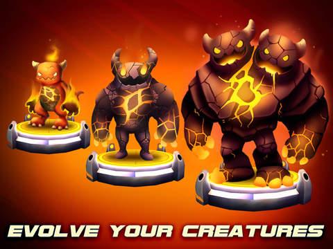 Amazing Battle Creatures screenshot 6