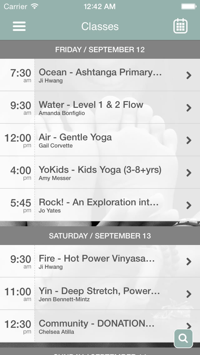 Yoga House Charleston screenshot #3