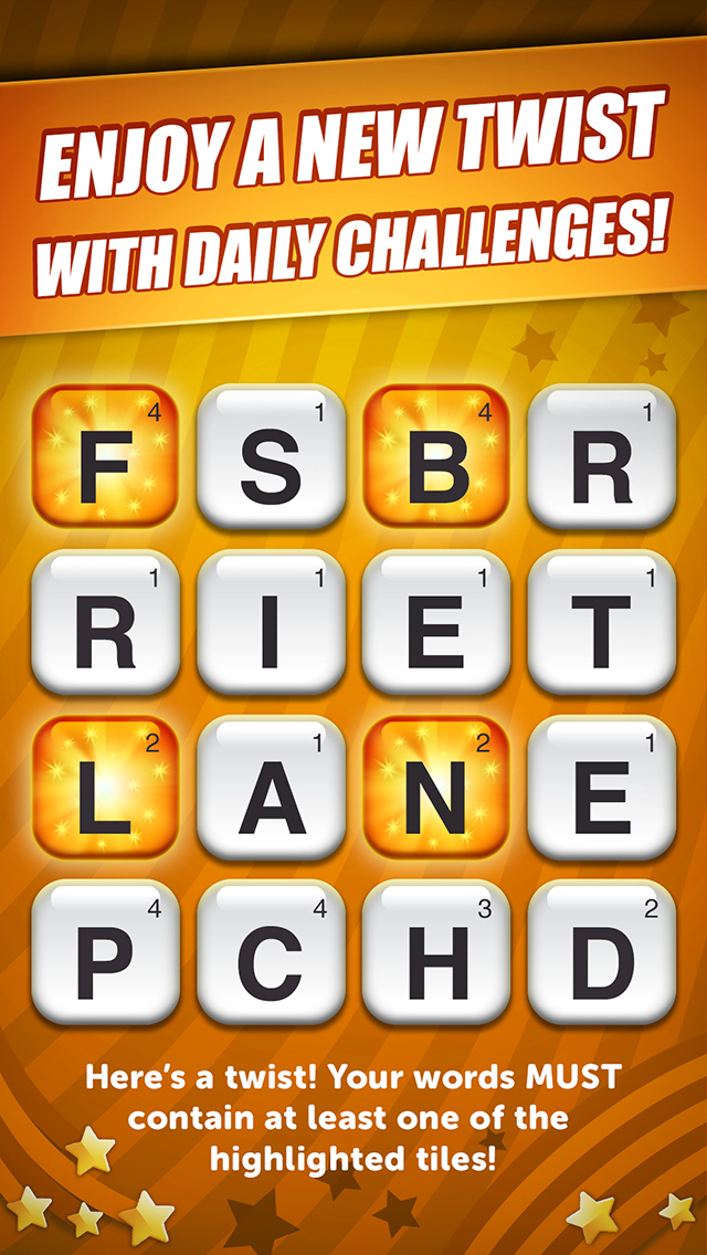 Word Streak by Words With Friends screenshot 5