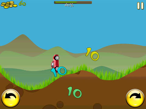 A Tiny Toy Cars Epic Hill Climb Hot Heroes Racing Game For Kids FREE screenshot 9
