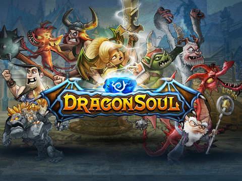 DragonSoul RPG screenshot 6