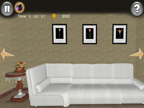 Can You Escape 8 Crazy Rooms II Deluxe screenshot 9