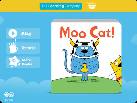 Moo Cat! - The Learning Company Little Books screenshot 6