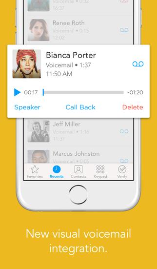 Humin - Phone and Contacts App screenshot 4