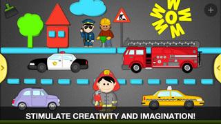 ABC - Magnetic Alphabet for Kids screenshot 4