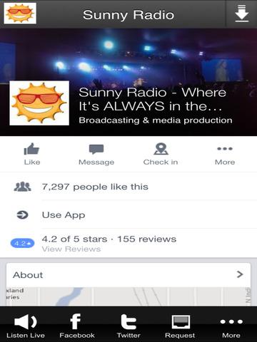 Sunny Radio - náhled