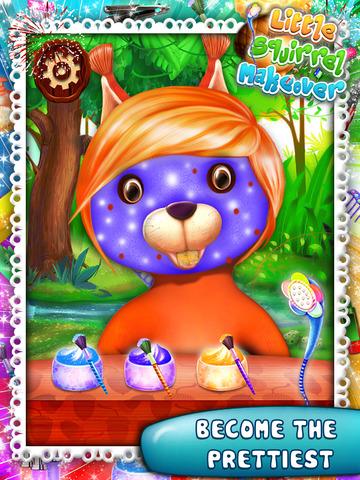 Little Squirrel Makeover screenshot 8