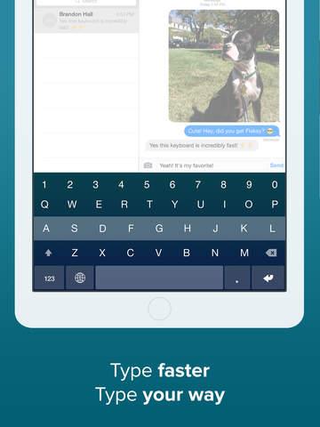 Fleksy- GIF, Web & Yelp Search screenshot #4