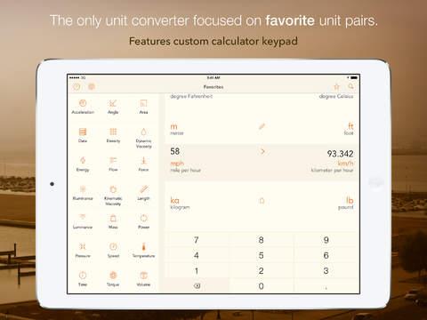 Unitica - unit converter screenshot 6