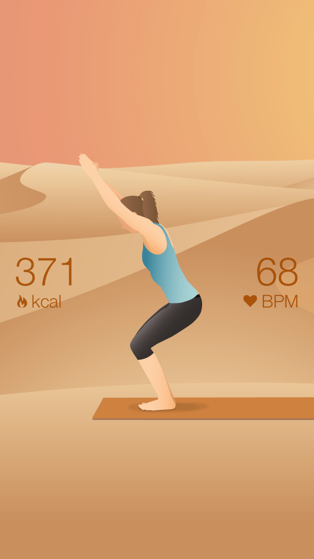 Pocket Yoga screenshot 2