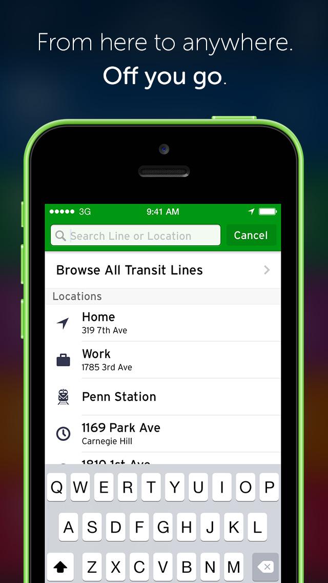 Transit • Subway & Bus Times screenshot 5