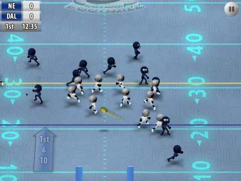 Stickman Football screenshot #5