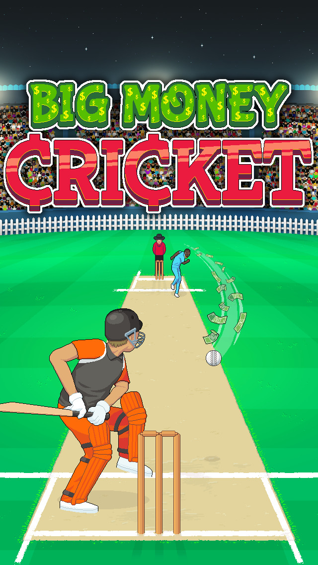 Big Money Cricket - Win Real Cash screenshot 1