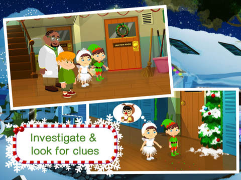Zac and Zoey - The Missing Reindeer (Premium) screenshot 10