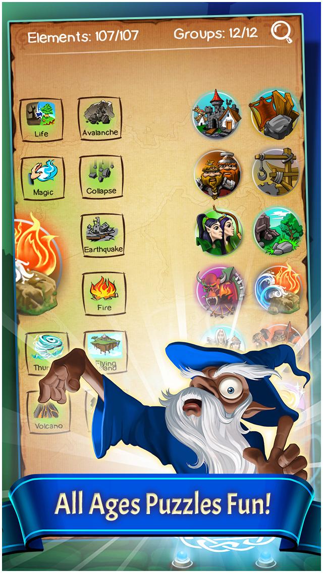 Doodle Kingdom™ Alchemy screenshot 5