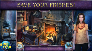 Surface: Game of Gods - A Mystery Hidden Object Adventure screenshot 2