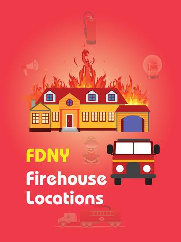 FDNY Firehouse Locations screenshot 6