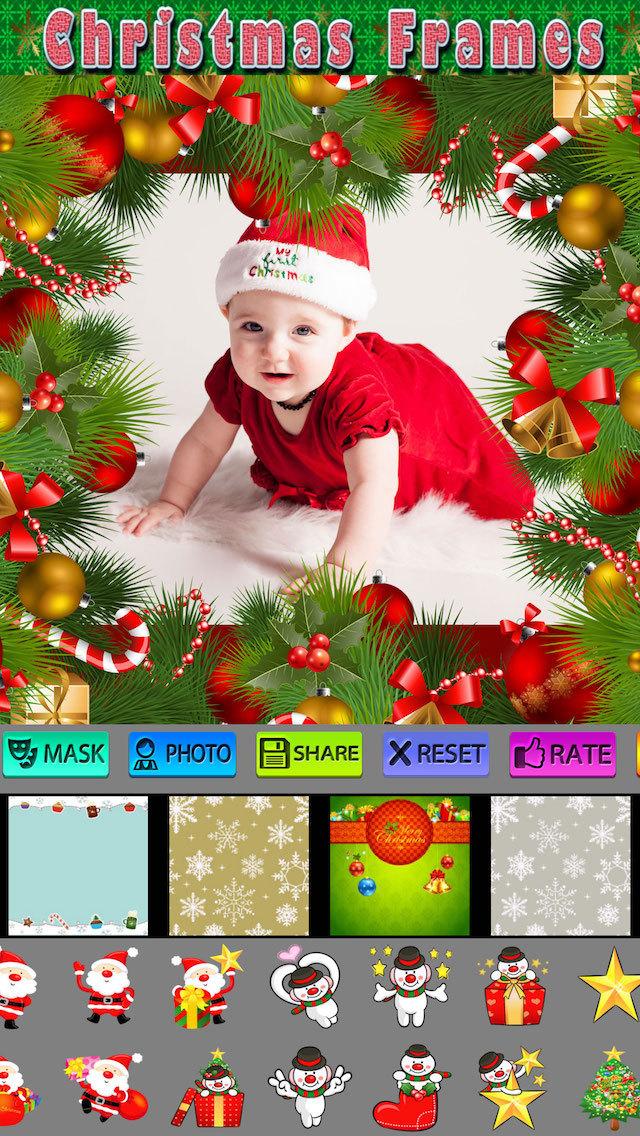 Xmas Frames ^O^ screenshot 1