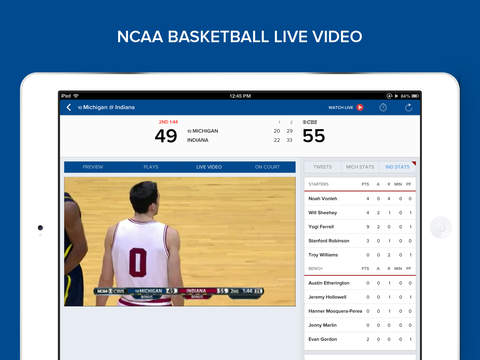 CBS Sports App Scores & News screenshot 10