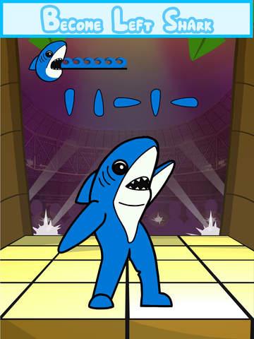 Left Shark Dance Attack - náhled