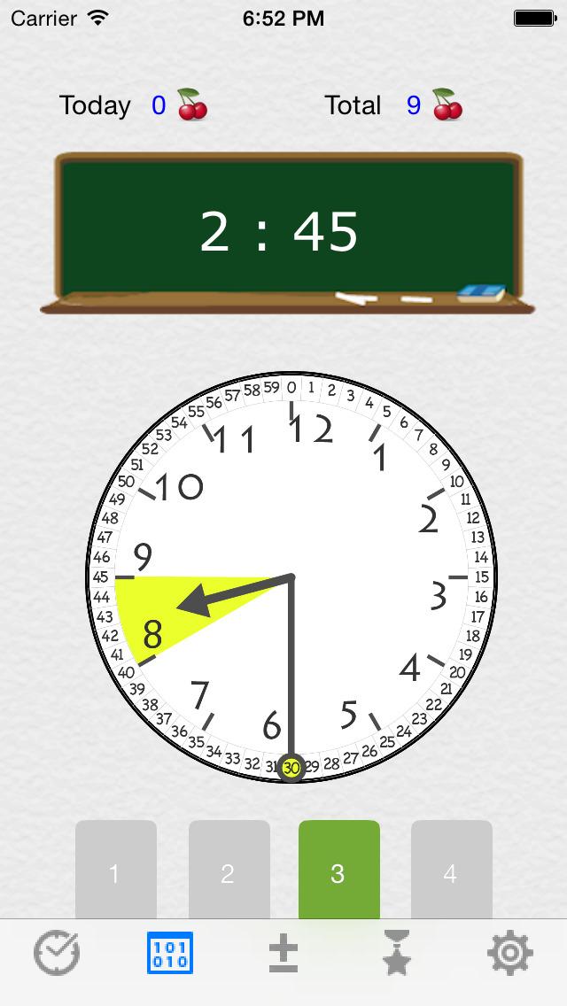 Fan Clock (Teaches How To Read The Clock) screenshot 3