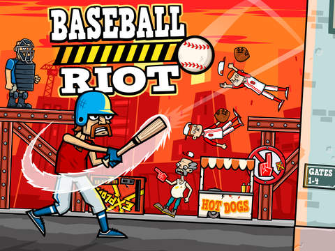 Baseball Riot screenshot 10
