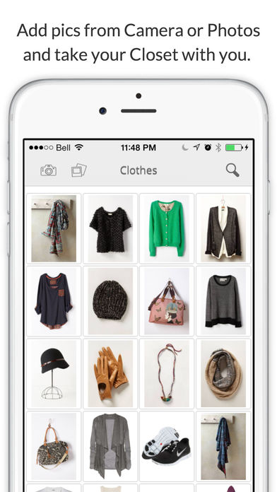 clothing apps for iphone stylicious closet organizer fashion lookbook and style 6544