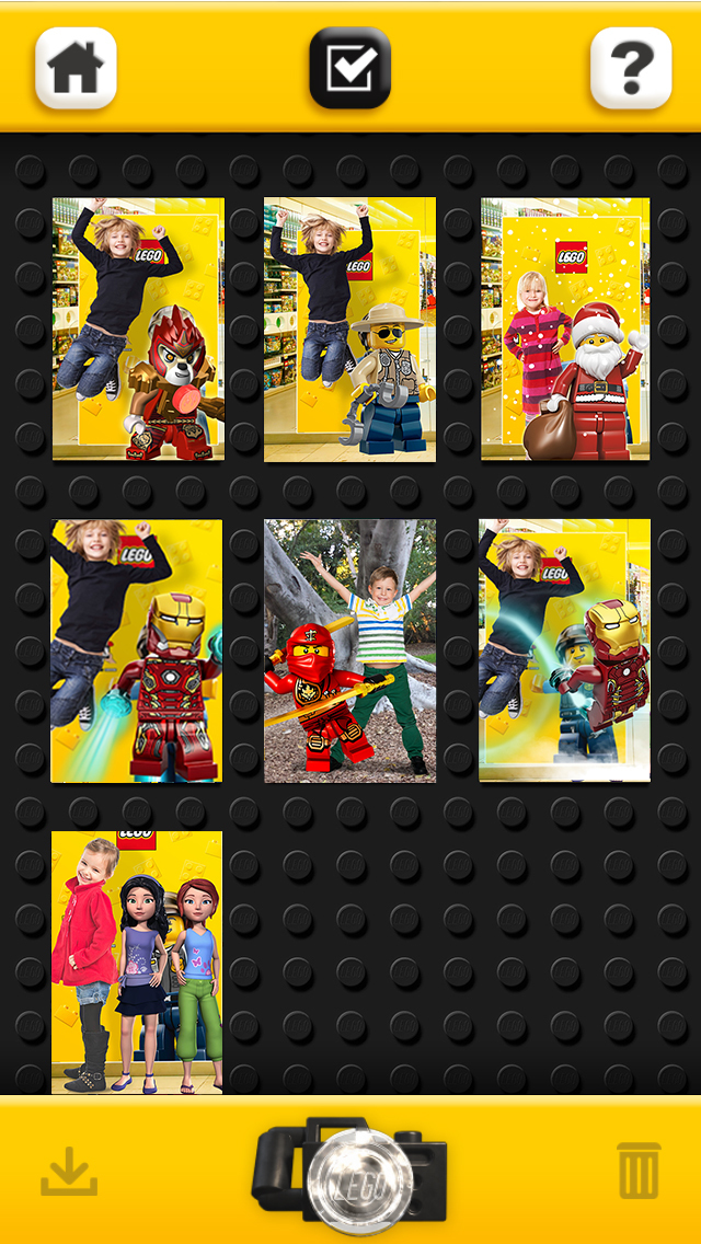 LEGO® In-Store Action screenshot #4