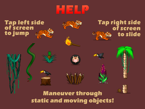 Frenzy Tiger Mania Run screenshot 4