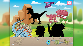 AAA³  Dinosaur game for preschool aged children´´ screenshot 3