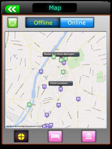 Le Mans  Offline Map City Guide screenshot 7