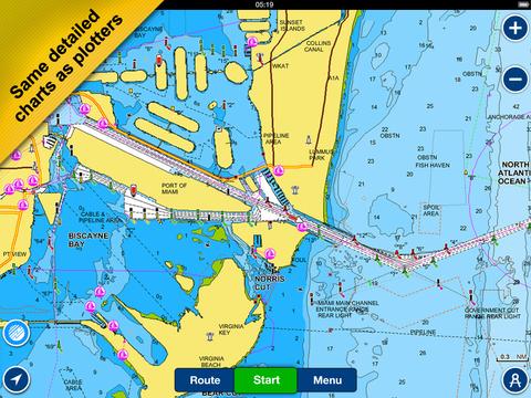 Boating Europe HD screenshot 2