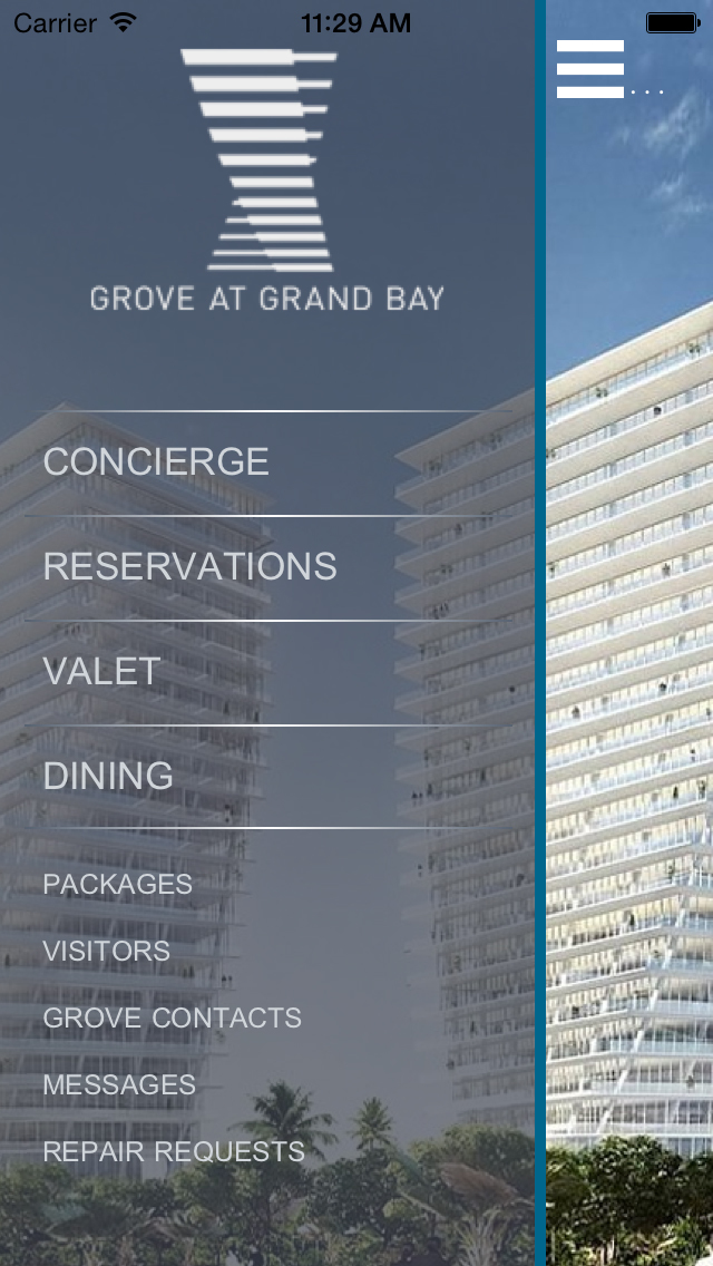 Grove at Grand Bay screenshot 2