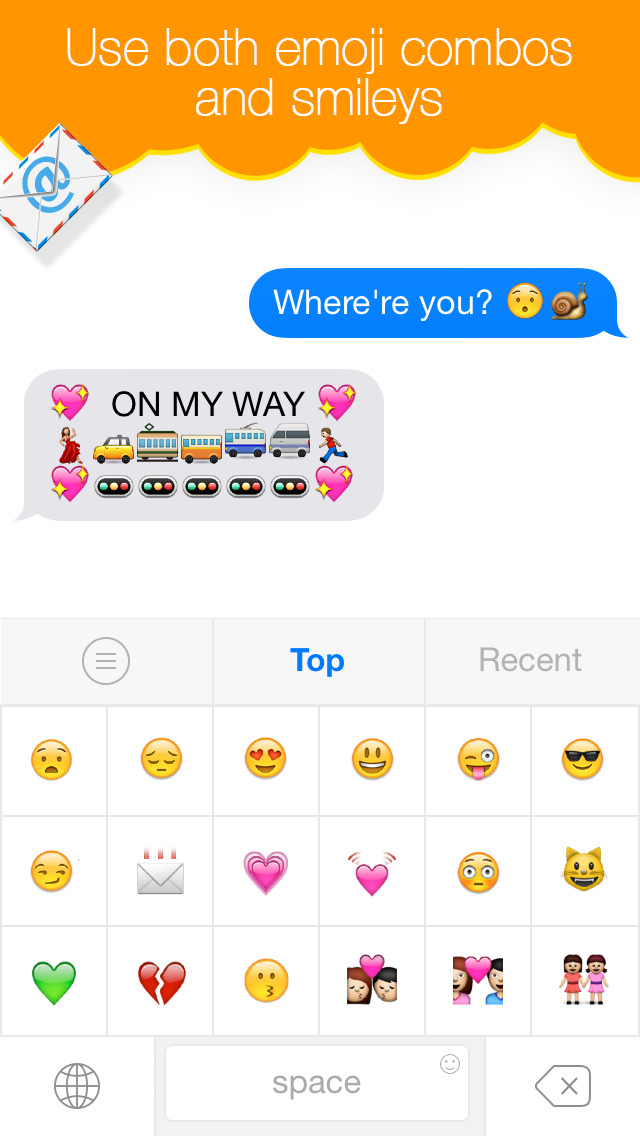 Emoji Keyboard for Me - Keyboard Themes & Emojis screenshot 5