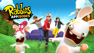 Rabbids Appisodes: The Interactive TV Show screenshot 1