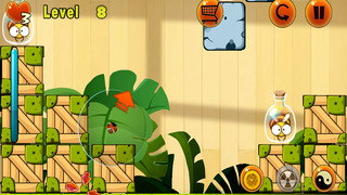 Rescue Bugs screenshot 1