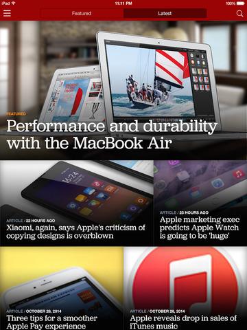 CNET: Best Tech News & Reviews screenshot 5