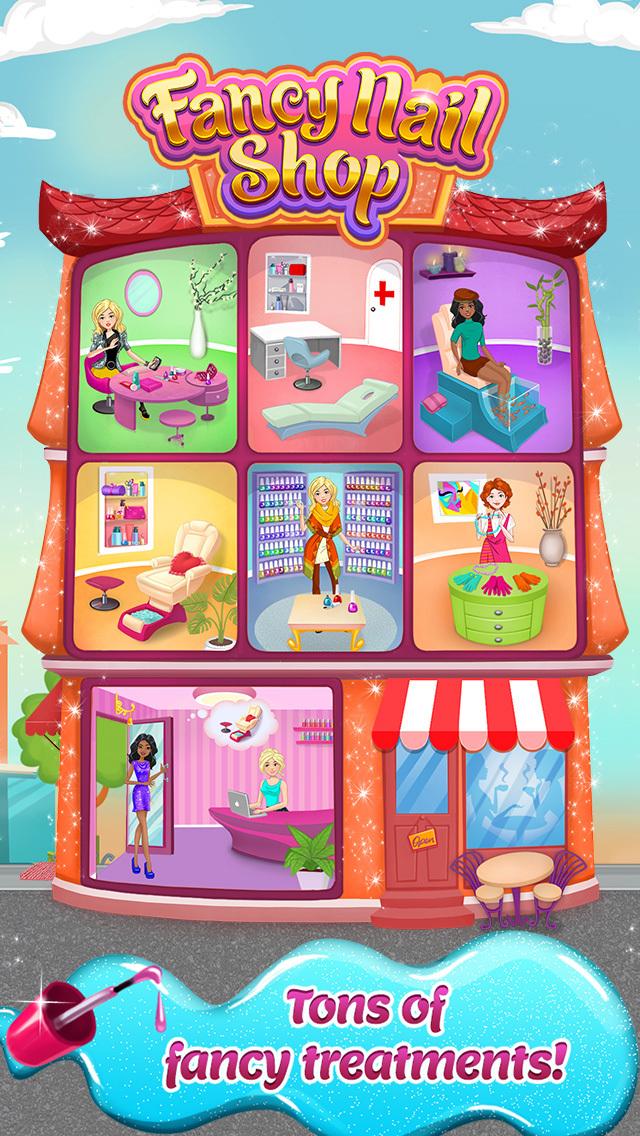 Fancy Nail Shop screenshot 4
