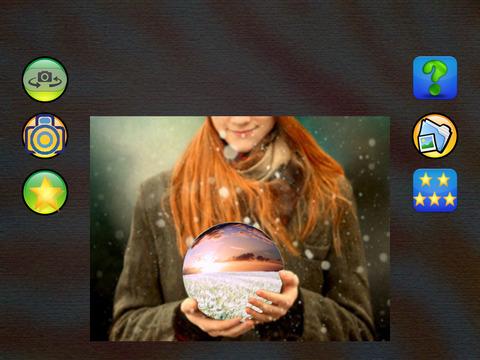 Crystal ball camera PRO screenshot 9