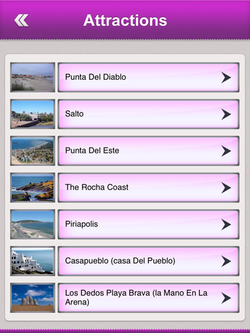 Uruguay Tourism screenshot 8