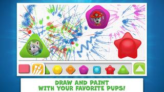 PAW Patrol Draw & Play screenshot 3