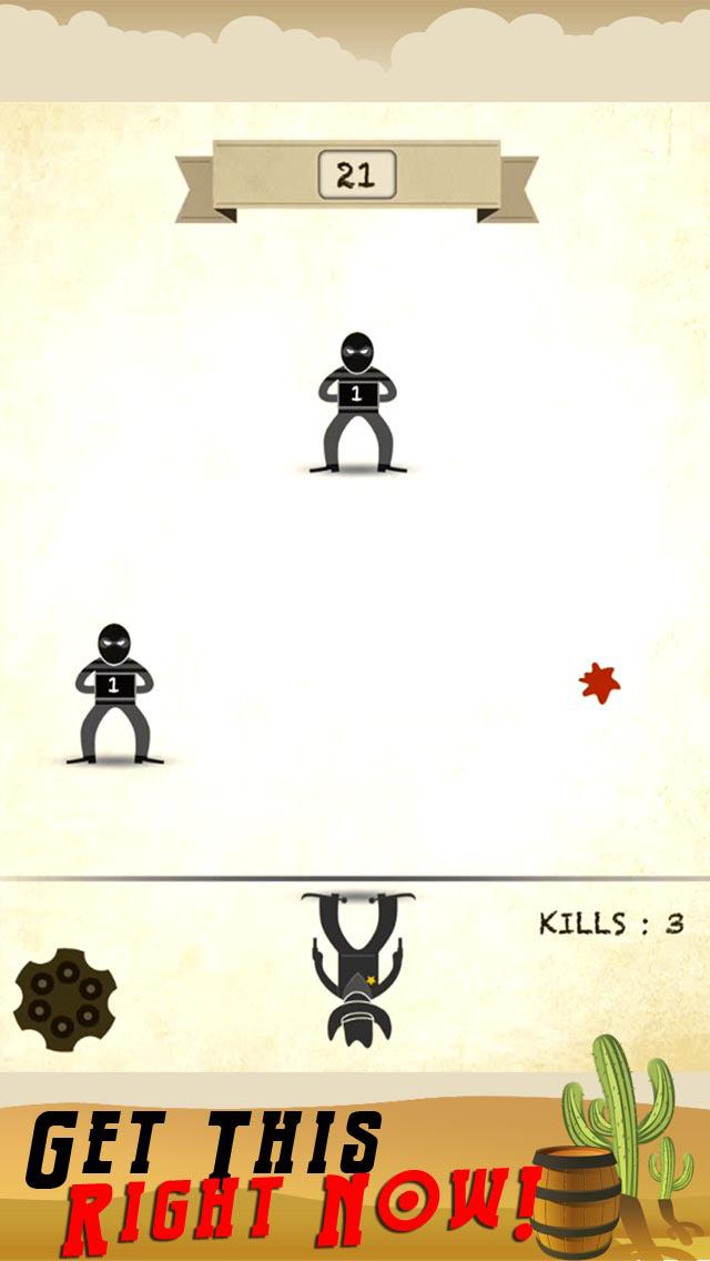 Bang Bullets screenshot 3