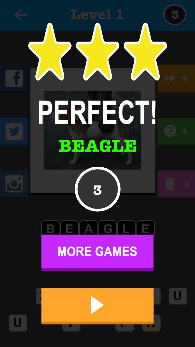 Dog Breed Trivia Game screenshot 4