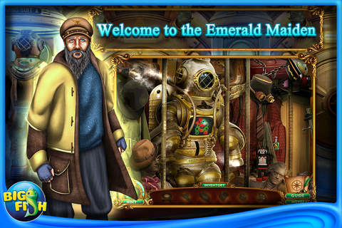 The Emerald Maiden: Symphony of Dreams - A Superna - náhled